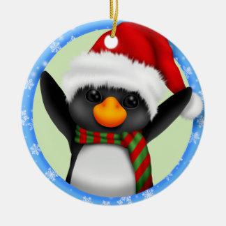 Ornamento del navidad del pingüino ornaments para arbol de navidad