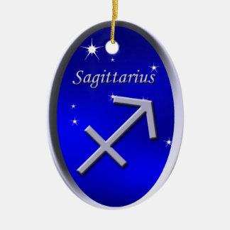 Ornamento del navidad del sagitario ornamentos de reyes magos