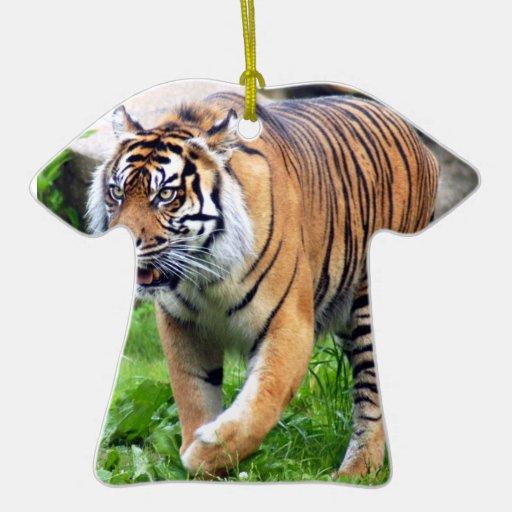 Ornamento del navidad del tigre de Bengala Ornaments Para Arbol De Navidad