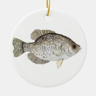 Ornamento del navidad del tipo de pez ornamento de navidad