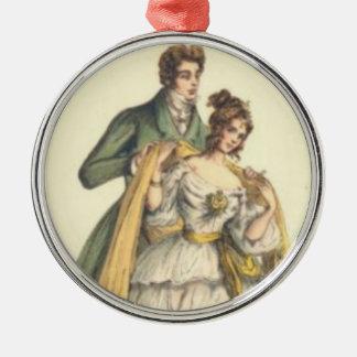 Ornamento del navidad del Victorian del estilo del Ornamento De Navidad