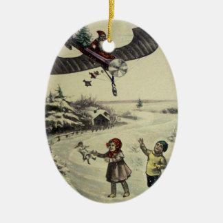 Ornamento del navidad del vintage ornamento para arbol de navidad