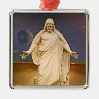 Ornamento del navidad: El Christus Ornatos
