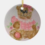 ornamento del oso del bebé ornamente de reyes