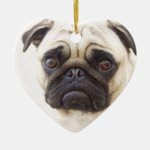 Ornamento del perro del barro amasado adorno para reyes