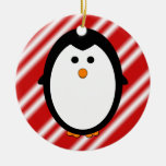 Ornamento del pingüino ornamento de navidad
