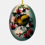 Ornamento del polluelo del huevo de Pascua del vin Ornamentos De Reyes Magos