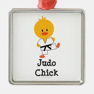 Ornamento del polluelo del judo ornamentos de reyes magos