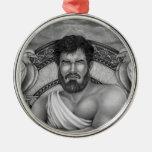 Ornamento del premio de Zeus Ornamento De Navidad