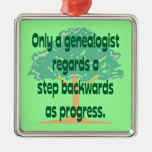 Ornamento del progreso de la genealogía ornatos