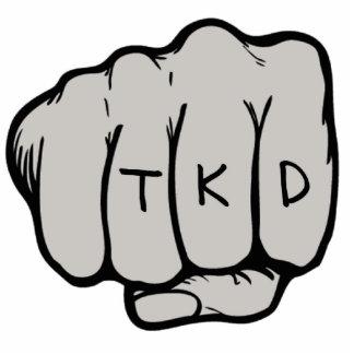 Ornamento del puño de TKD Esculturas Fotograficas