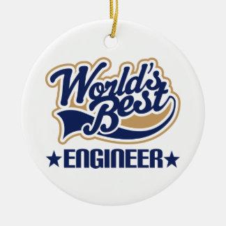 Ornamento del regalo del ingeniero ornamente de reyes