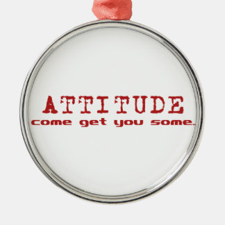 Ornamento del rojo de la actitud adorno para reyes