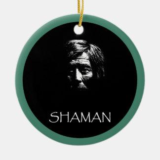 Ornamento del Shaman Ornamentos Para Reyes Magos