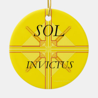 Ornamento del solenoide Invictus Adorno Para Reyes