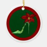 Ornamento del tacón alto del navidad ornamento para reyes magos