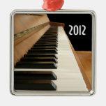 Ornamento del teclado de piano ornatos