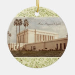Ornamento del templo del Mesa Arizona Adorno Para Reyes