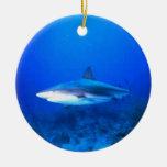 Ornamento del tiburón ornamentos para reyes magos