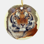Ornamento del tigre adorno