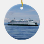 Ornamento del transbordador del estado de Washingt Ornamento De Reyes Magos