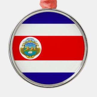 Ornamento del viaje - Costa Rica Adorno De Navidad
