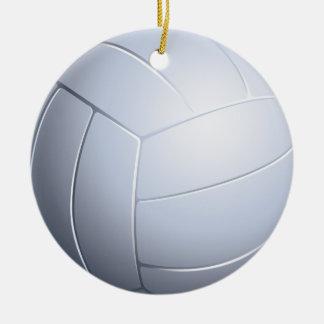 Ornamento del voleibol ornamentos para reyes magos