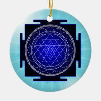 ornamento del yantra del sri adorno de navidad