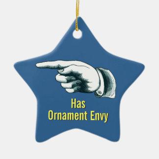 Ornamento divertido del árbol de navidad adornos