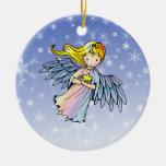 Ornamento dulce del navidad de la estrella de la ornamento para reyes magos