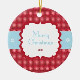 Ornamento dulce del navidad ornamentos para reyes magos