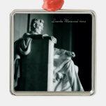 Ornamento - el Lincoln memorial Adorno Para Reyes
