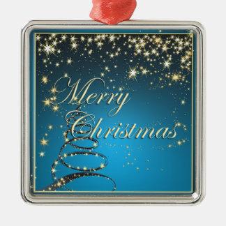 Ornamento elegante del árbol de navidad de la adorno para reyes