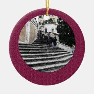 Ornamento - en los pasos españoles (texturizados ornamento de reyes magos