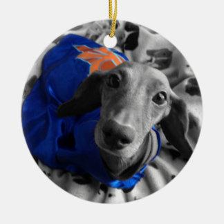 Ornamento estupendo 2013 de la ruda adorno de navidad