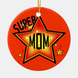 Ornamento estupendo del navidad de la madre de la adornos de navidad