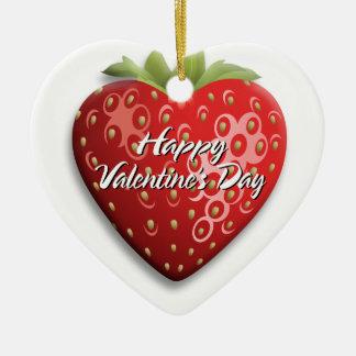 Ornamento feliz del el día de San Valentín 8 Ornamentos De Reyes Magos