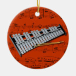 Ornamento - Glockenspiel (Belces) - escoja su Ornamento De Reyes Magos