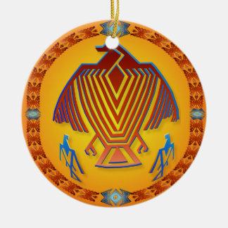 Ornamento grande de Thunderbird Adorno De Reyes