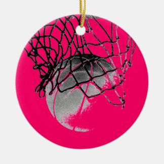 Ornamento gris negro rojo del arte pop del ornatos