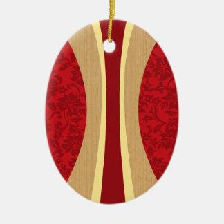 Ornamento hawaiano de la tabla hawaiana de Laniake Ornamento Para Arbol De Navidad