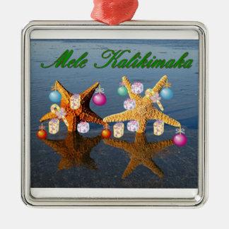 Ornamento hawaiano del navidad ornamentos de reyes