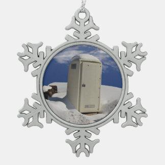 Ornamento insignificante portátil del estaño del ~ adornos