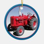 Ornamento internacional de la máquina segador W-4 Ornamente De Reyes