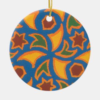 Ornamento islámico del modelo adorno
