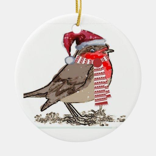 Ornamento lindo de la decoración del navidad del p ornato