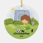 Ornamento lindo del navidad del deporte del ornamentos de navidad