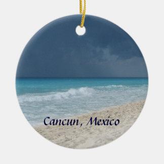 Ornamento mexicano de la playa adornos