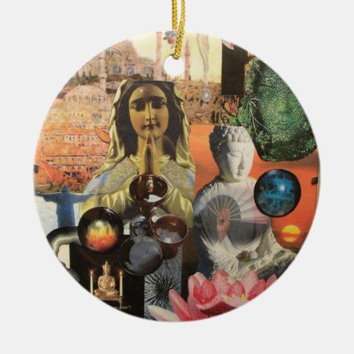 Ornamento Multi-Religioso Ornatos