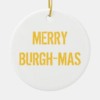 Ornamento Municipio-Mas Ornamentos De Navidad